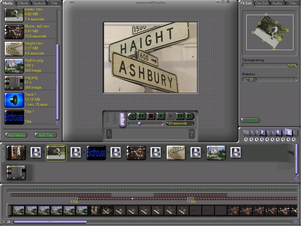 Part 3 Top 10 Best Free Video Editing Software for Windows